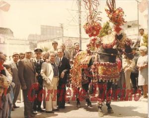 Festa della Croce Santa del 1981