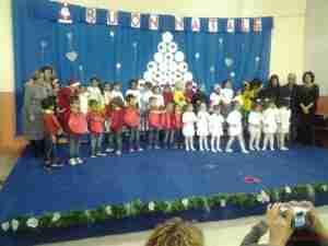 Il Natale alla Scuola dell'Infanzia del  plesso Sacro Cuore