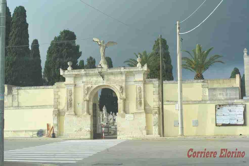Orario estivo Cimitero Comunale: dal 15 giugno aperto solo la mattina