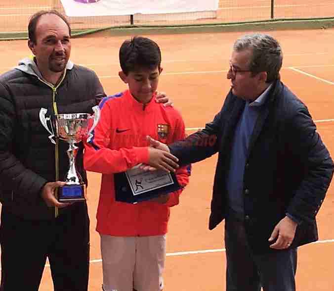 """Matteo Covato campione regionale """"Under 12"""" per il terzo anno di fila"""