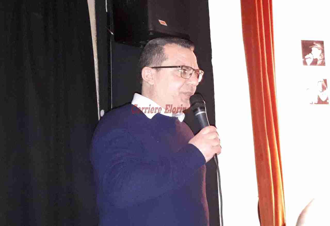 Enzo Caschetto: candidato sindaco per il Movimento 5 Stelle