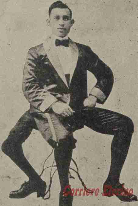 Il 20 e 21 settembre Rosolini celebra il 50° anniversario della morte di Frank Lentini, l'uomo con 3 gambe