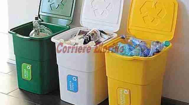 Nuove disposizioni per la raccolta differenziata