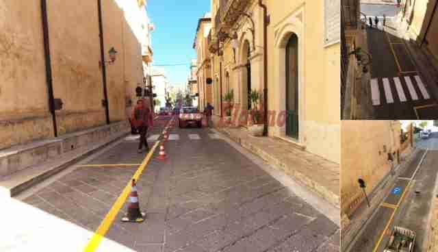"""""""Un'opera al giorno"""": al via il rifacimento segnaletica sul territorio comunale"""