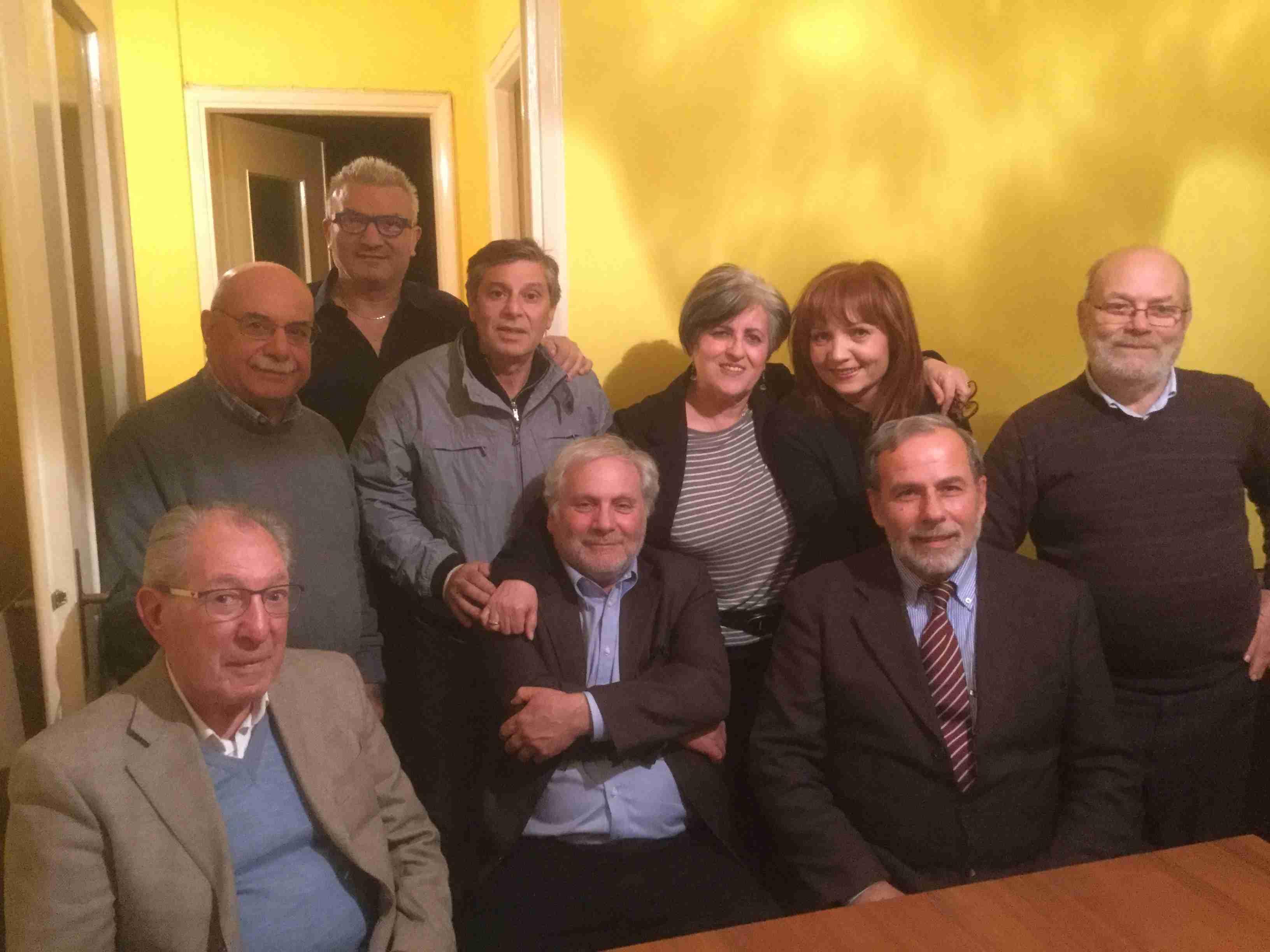 Rosolinesi in Piemonte: il Dottor Salvatore Petriglieri rieletto Presidente