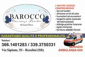 Barocco Onoranze Funebri