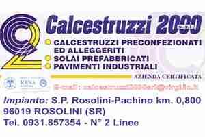 Calcestruzzi 2000