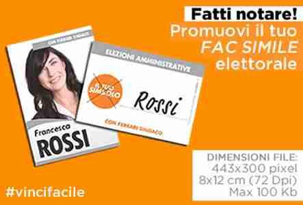 pubblicita elettorale