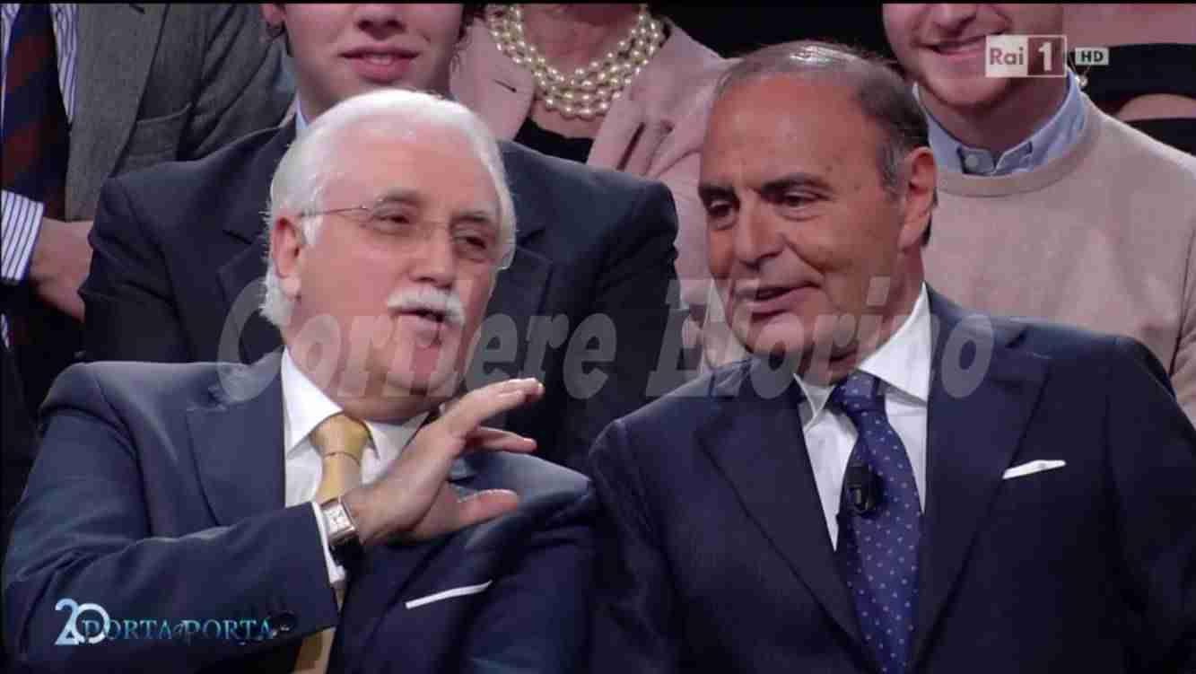 Stasera il Dott. Giorgio Calabrese ospite a Porta a Porta