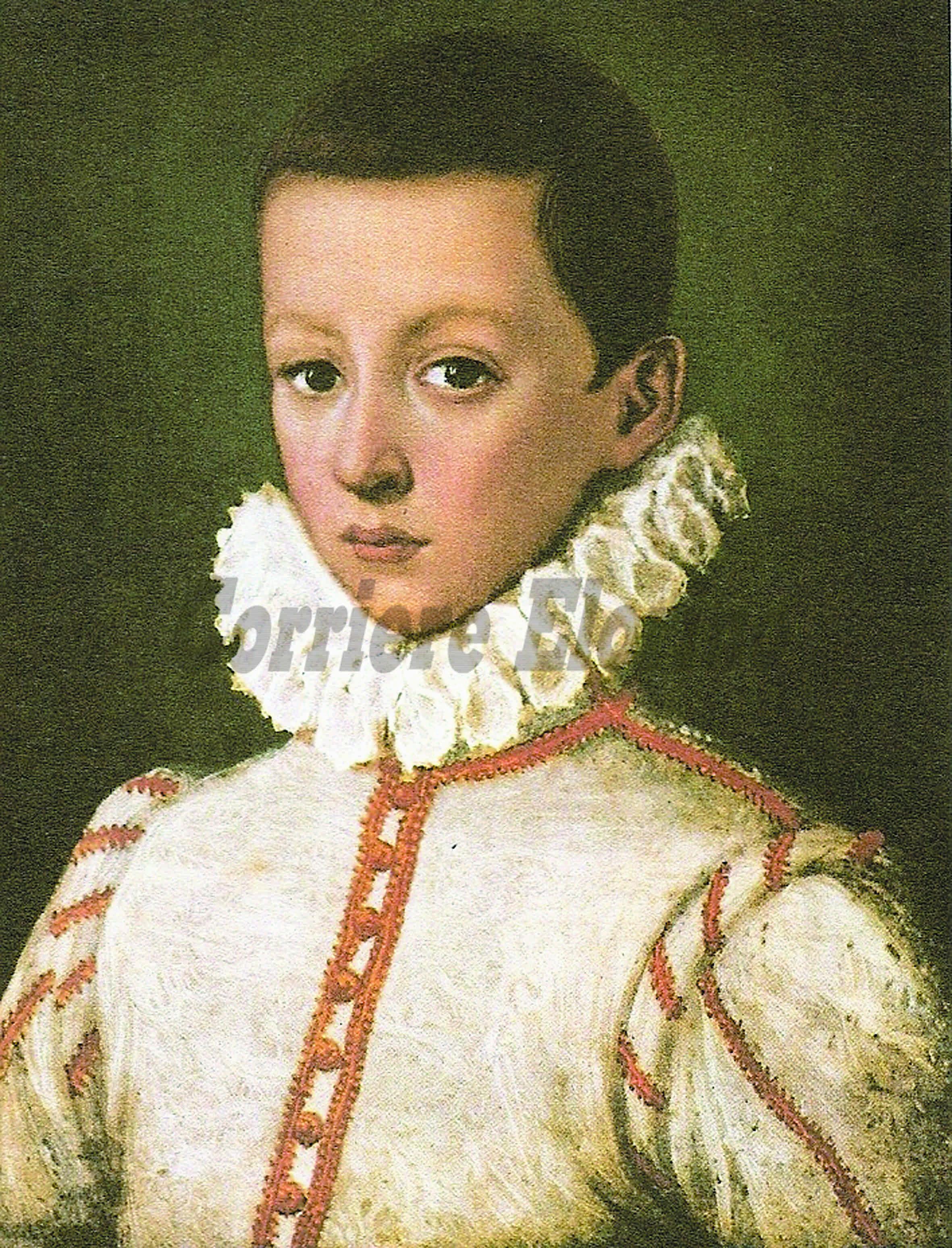 La storia di San Luigi Gonzaga a cura di Salvatore Spadaro