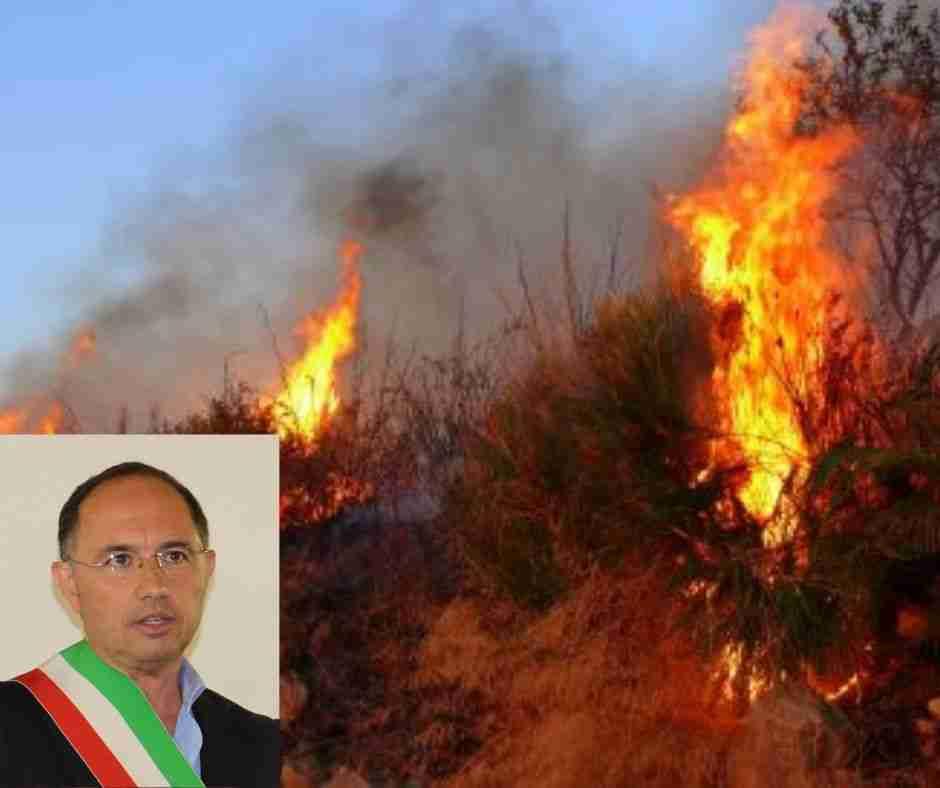 """Ordinanza sindacale su """"Prevenzione incendi"""": va garantita manutenzione a siti edificabili e aree agricole incolte"""