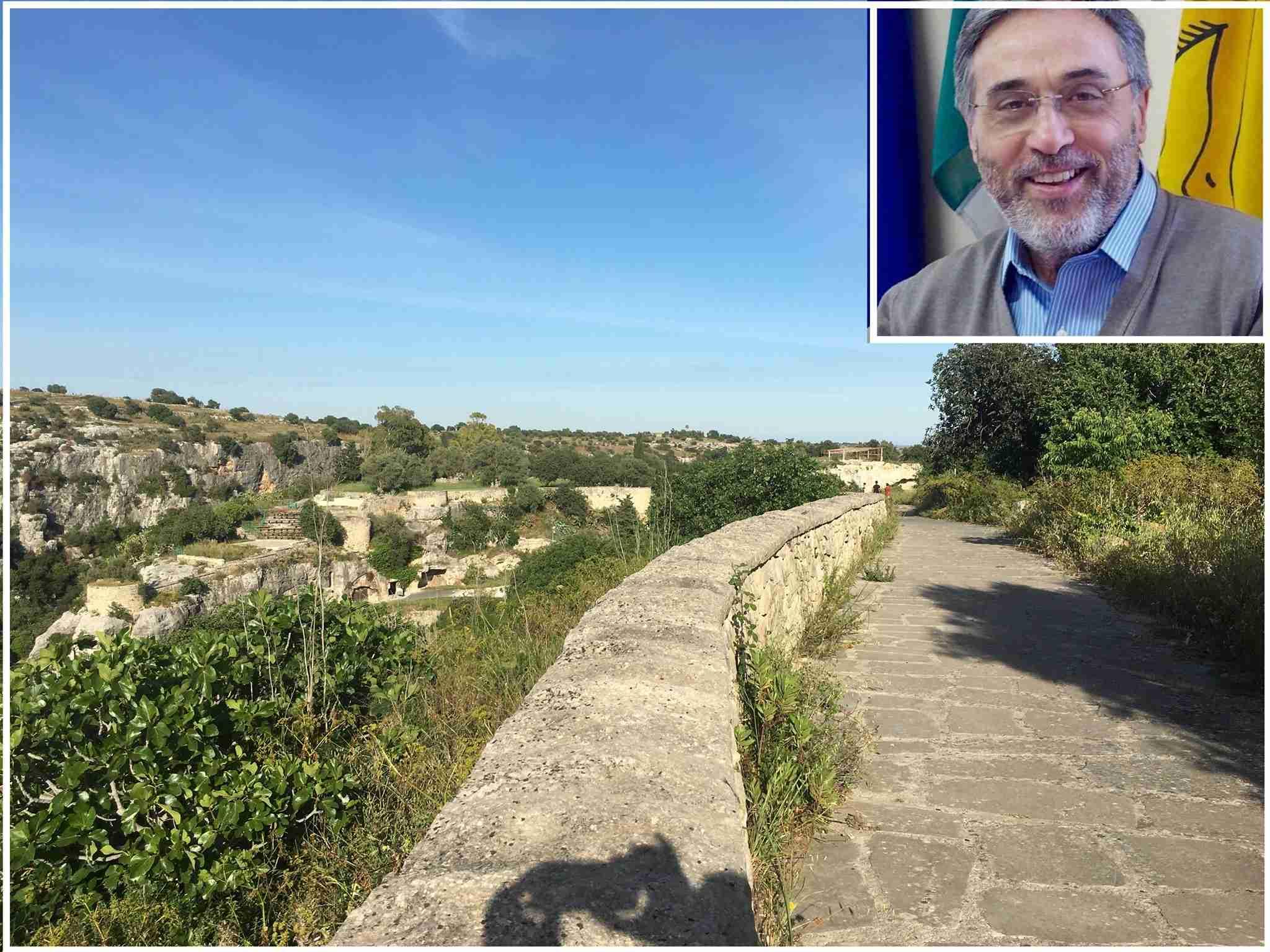 Ispica, una via del Parco Forza dedicata alla memoria di Calogero Rizzuto