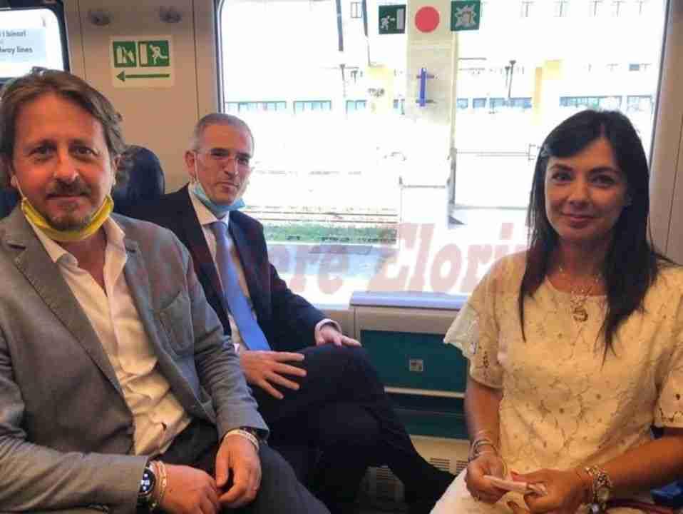 """On. Rossana Cannata: """"Barocco line per scoprire in treno la bellezza del barocco siciliano nel Val di Noto"""""""