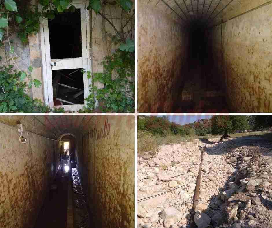 Rubato materiale ferroso nella sorgente Cansisina: l'accertamento della FIPSAS