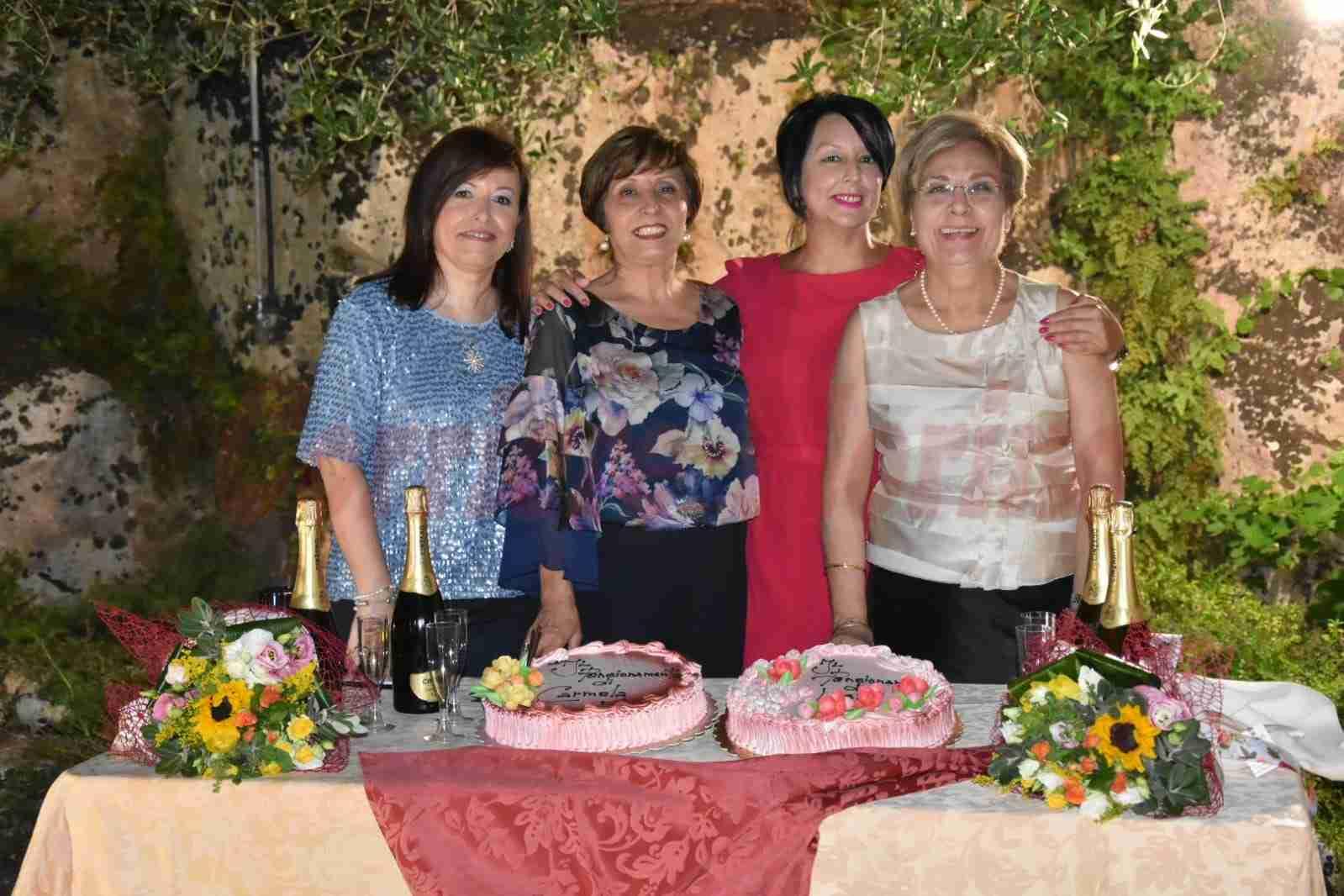 Luisa Moncada e Carmela Piazzese in pensione dal 1° settembre 2020