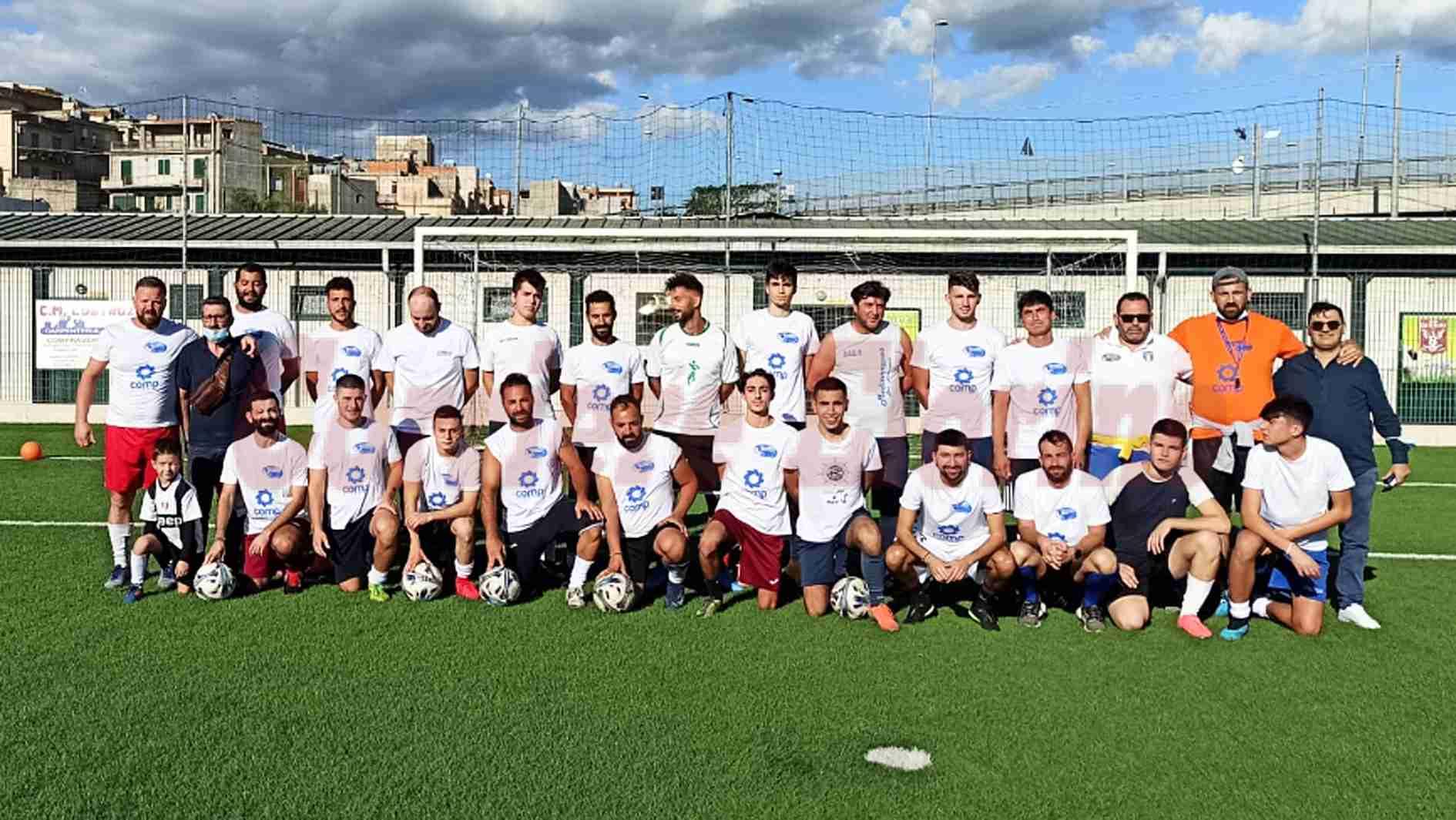 """Due squadre in terza Categoria e Calcio a 5, la Scuola Portieri Enzo Salonia """"scende in campo"""""""