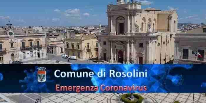 Covid a Rosolini: da due giorni non trasmessi dati suoi nuovi contagi, ecco perché