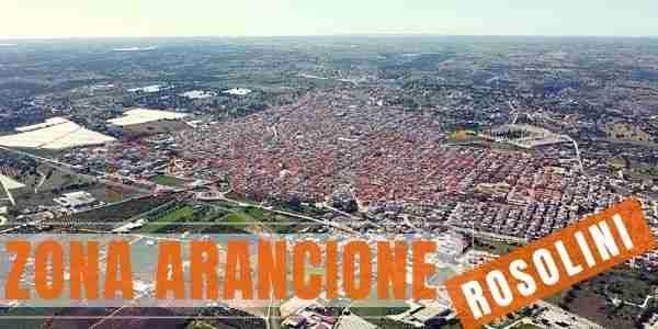 Dal 4 al 14 settembre Rosolini in zona arancione