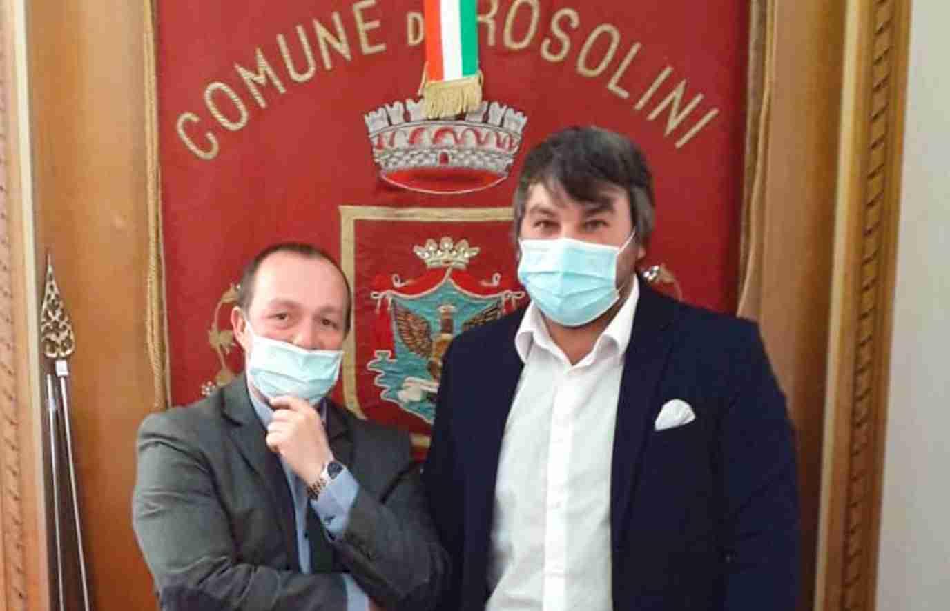 Zona rossa, sostegni, economia in ginocchio: l'ex consigliere Spadola incontra il Commissario Cocco