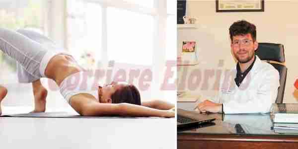 """""""Rinforza e migliora il tuo corpo con la ginnastica posturale"""", rubrica a cura di Danilo Rubino, osteopata D.O"""
