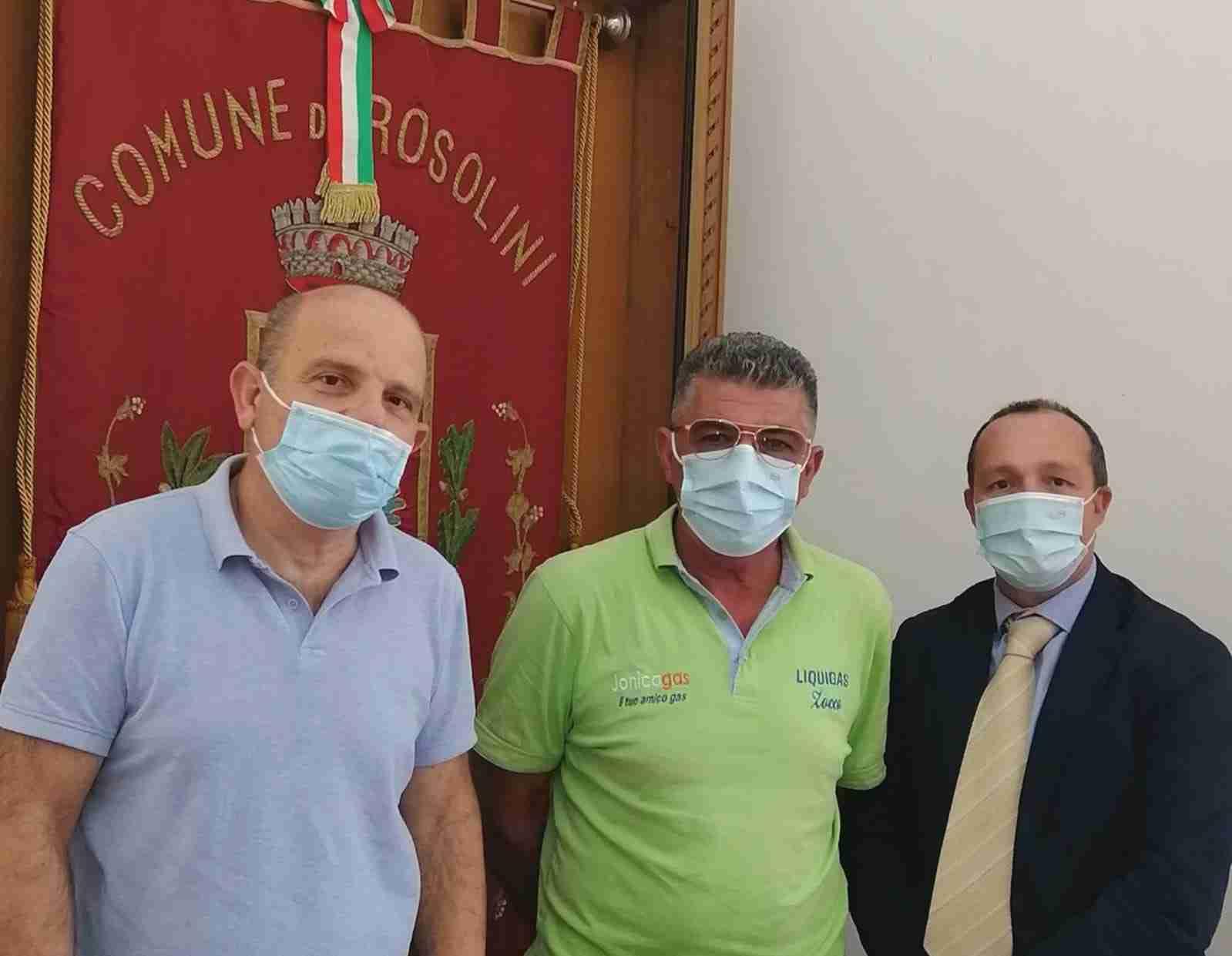 """Il commissario elogia """"Città Verde"""": """"Esegue i lavori con zelo"""""""