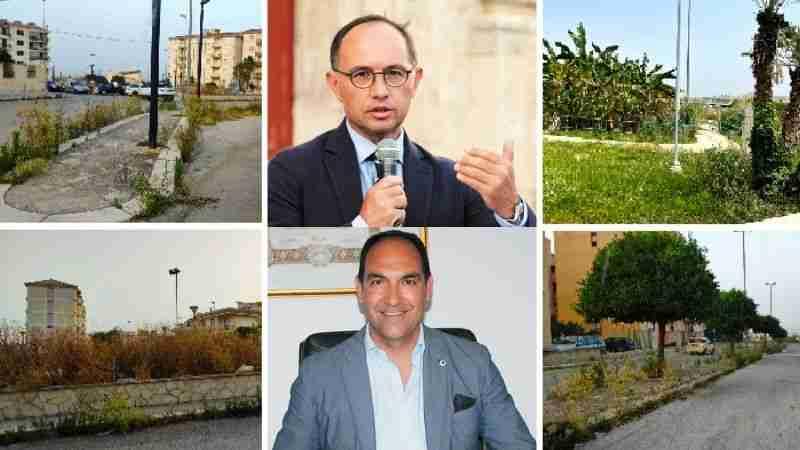 """Verde pubblico in città nel totale degrado, gli ex amministratori: """"Urgono interventi immediati"""""""