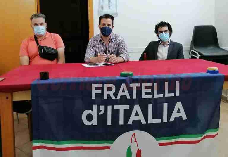 """Ieri la prima riunione di Fratelli d'Italia """"Il Carrubo"""", Maltese: """"Costruiremo una squadra vincente"""""""