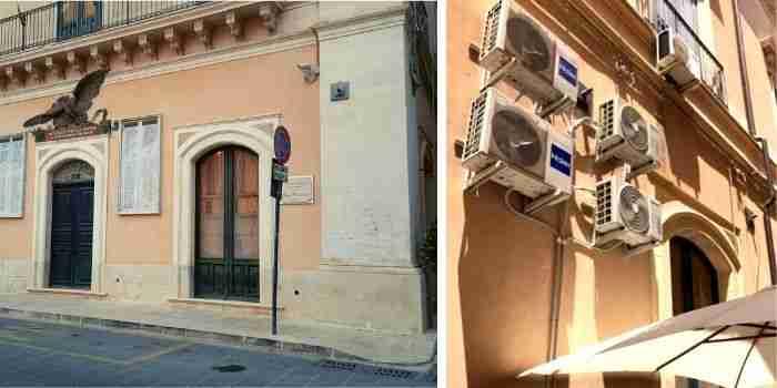 5000 euro per condizionatori e plafoniere negli uffici comunali, ma è polemica