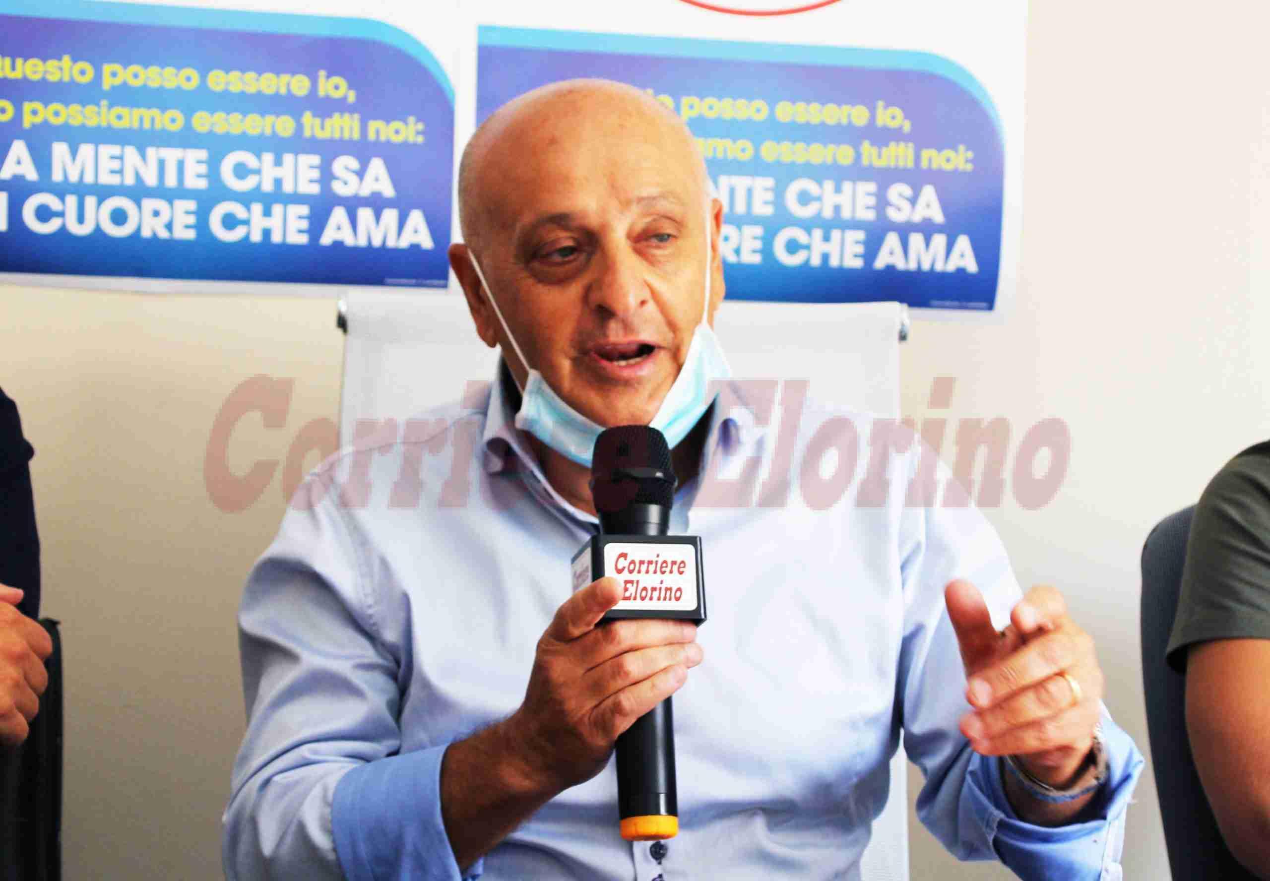 Solidarietà all'Avv. Bocchieri dal candidato sindaco Corrado Vaccaro