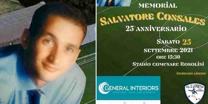 """""""Un memorial per Salvatore Consales nello stadio a lui intitolato"""", il Presidente Leone mantiene la promessa"""