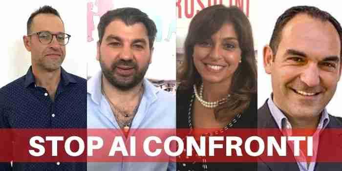 La coalizione di Giovanni Spadola dice stop ai confronti pubblici