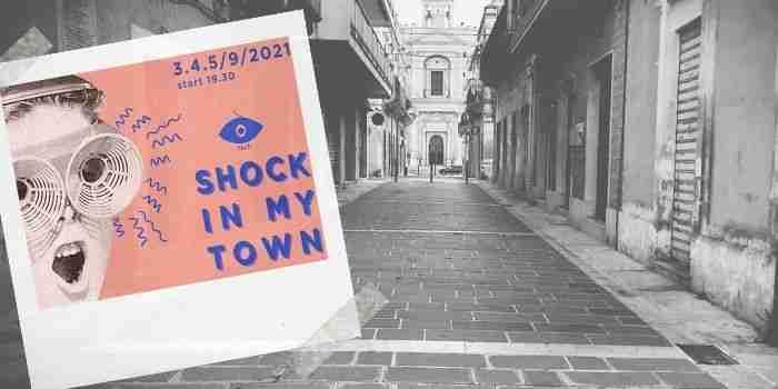 SHOCK IN MY TOWN, inizia stasera la mostra fotografica organizzata dall'associazione Talè su Corso Savoia