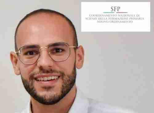 Il giovane Peppe Calvo eletto nel Coordinamento Nazionale di Scienze della Formazione Primaria