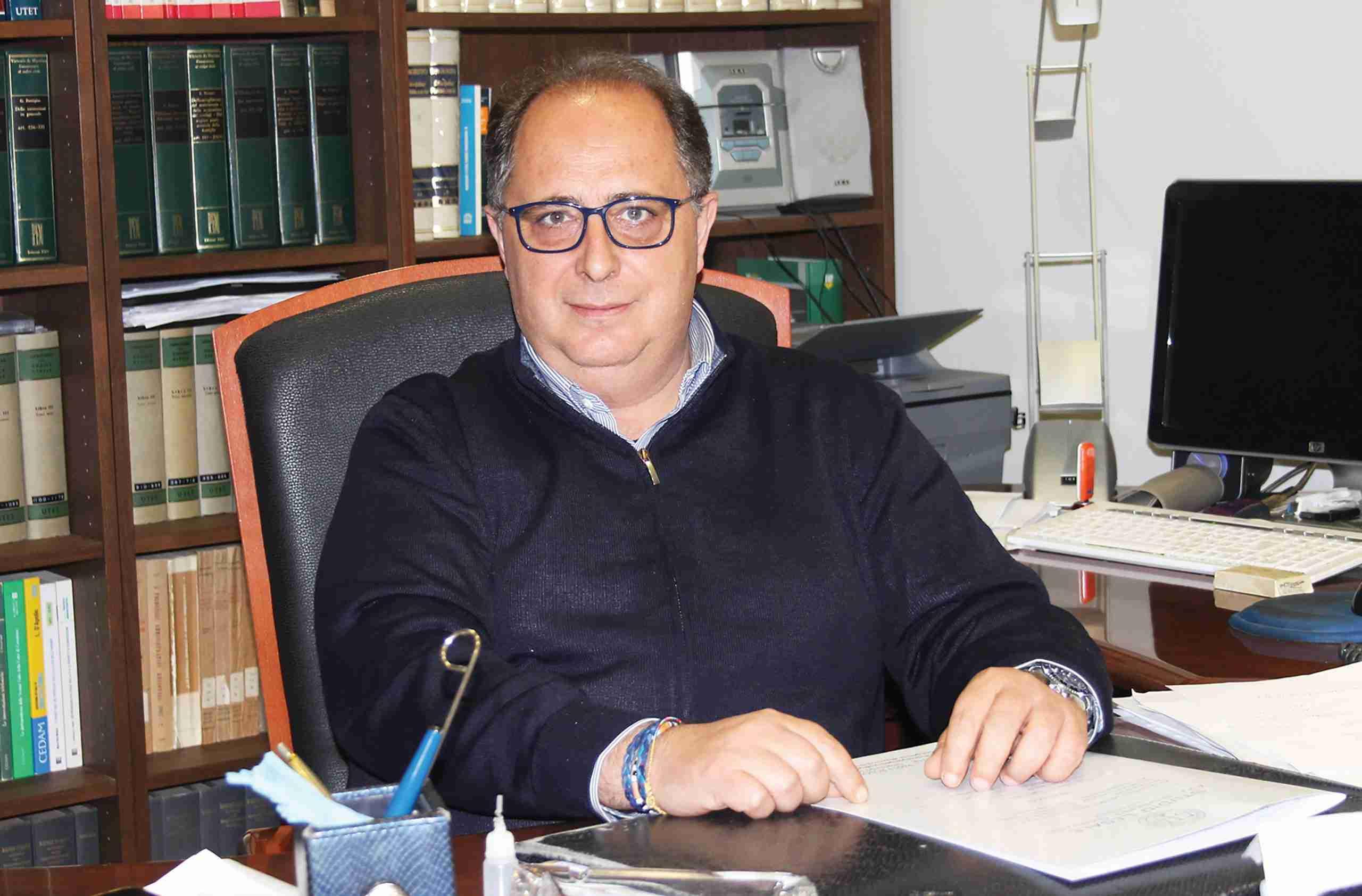 """Pinello Gennaro: """"Il progetto di mettere insieme le forze sane della città è solo rimandato"""""""