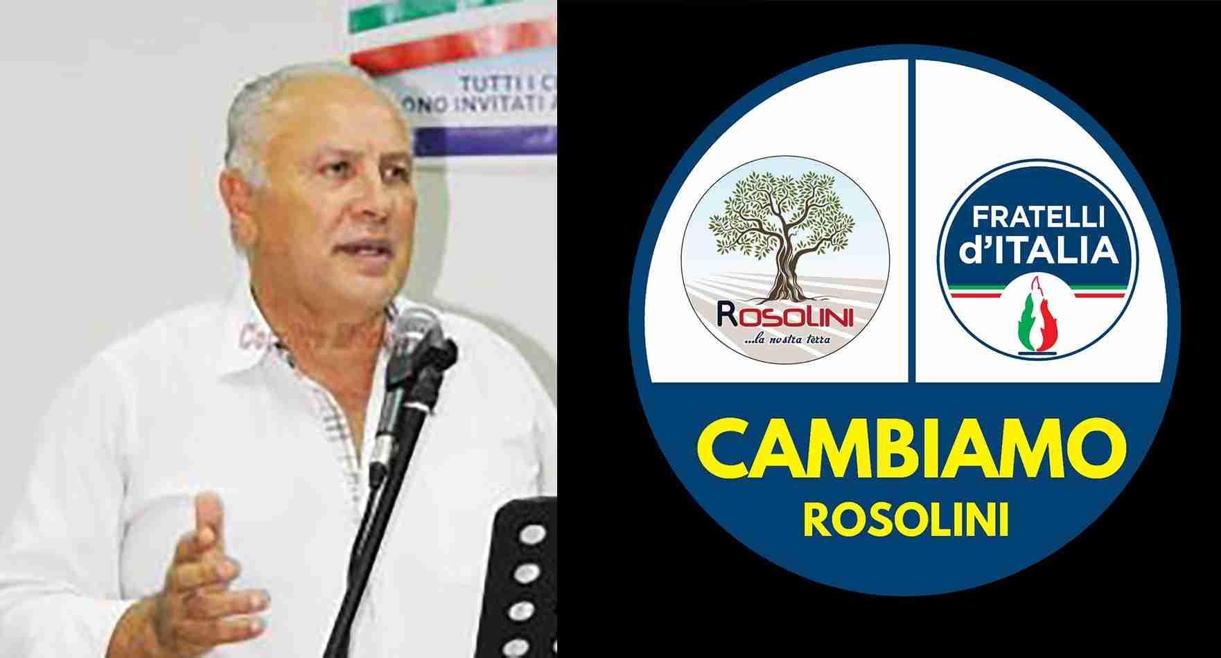 """""""Cambiamo Rosolini"""" sosterrà la candidatura a sindaco di Tino Di Rosolini"""