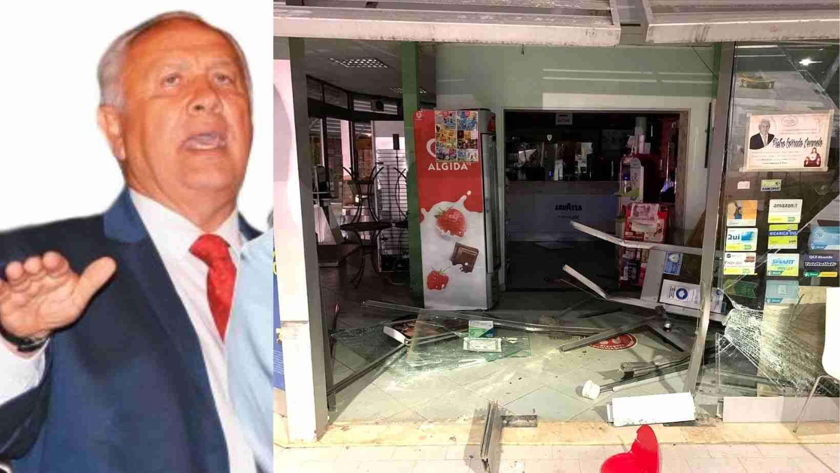 Tentato furto all'Agip, solidarietà alla famiglia Floriddia anche dal candidato sindaco Tino Di Rosolini