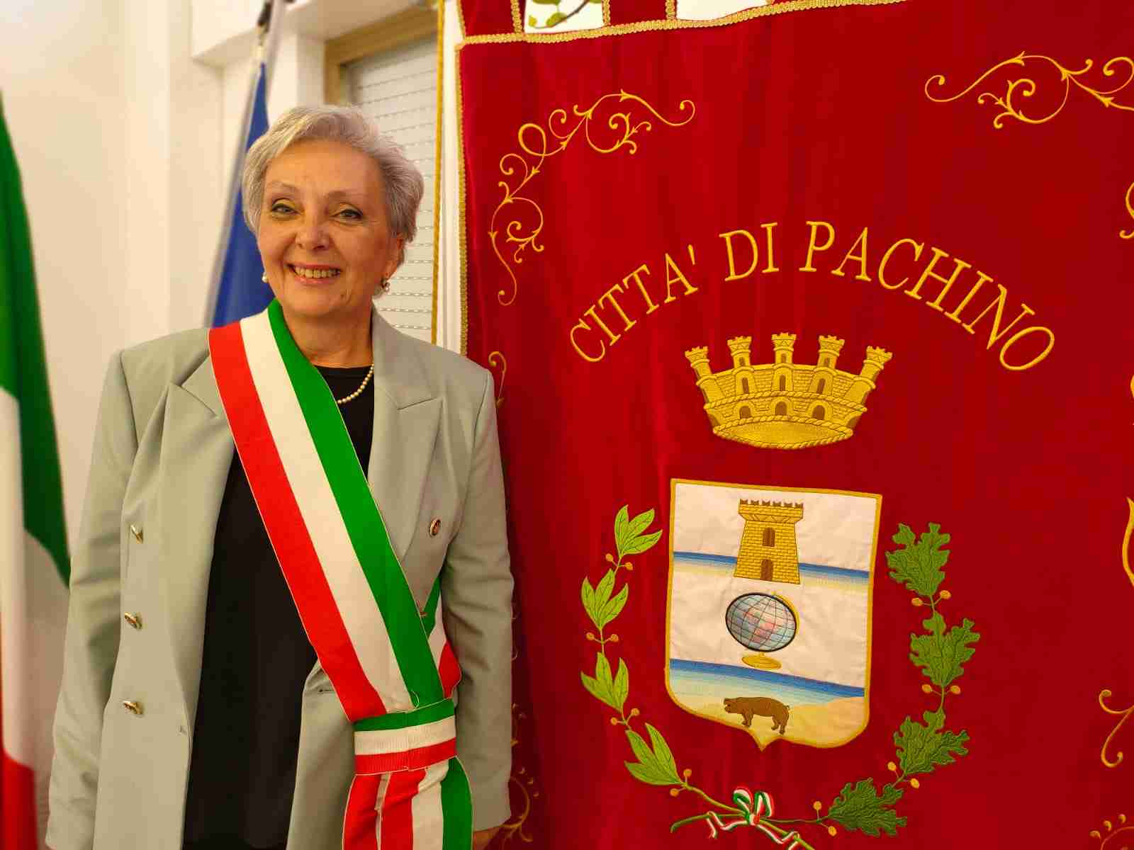 La professoressa Carmela Petralito proclamata sindaco di Pachino